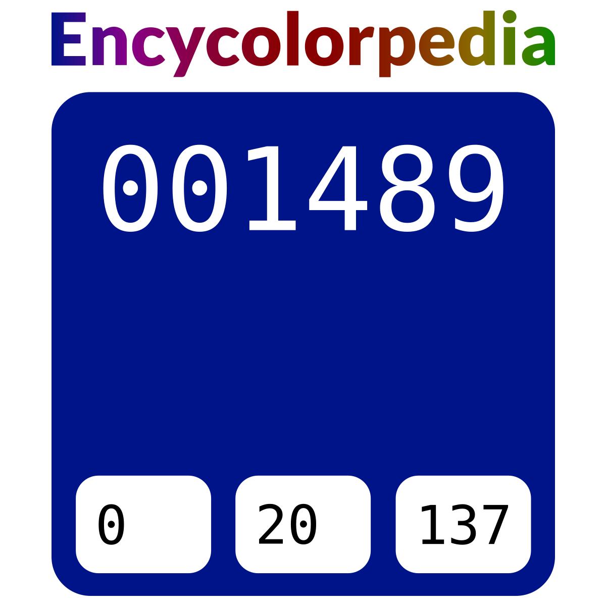 pantone    pms reflex blue c     001489 hex color code schemes  u0026 paints